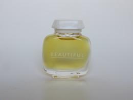 Beautiful - Estee Lauder - Miniatures Modernes (à Partir De 1961)