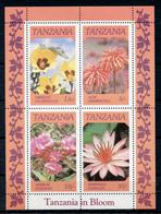 1989. TANZANIA - Catg. MI. BL 57 - NH - (AE.....) - Tanzania (1964-...)