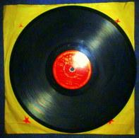 """Der Alte Seeman Kann Nachts Nicht Schlafen"" Liselotte MALKOWSKY Tango Tanz Danse Disque Vinyle 78 T Tours Polydor 48473 - 78 Rpm - Gramophone Records"