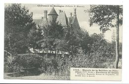 22/ COTES D'AMOR... Manoir De LA BELLIERE En PLEUDIHEN. Environs De Dinan. Thiphaine Raguenel, Femme De Duguesclin Décéd - France