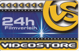 GERMANY - Videostore Schwabing, Magnetic Member Card, Unused - Other Collections