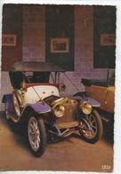 Coupé Delage 1912 Musée Automobile De Cleres N°76/179/85 Cp Vierge - Passenger Cars