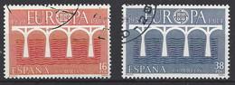España U 2756/57 (o) Europa. 1984 - 1931-Hoy: 2ª República - ... Juan Carlos I