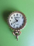 293 - Montre Sautoir à Quartz Dame - Charles Caral - Pile Neuve - Watches: Modern