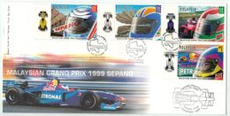 Sport // Sport Automobile // Grand Prix Et Formule I // Grand Prix De Malaysie 1999 - Cars