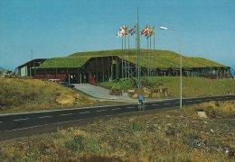 Faroe Islands  The Nordic House In Thorshavn.   # 0720 - Faroe Islands