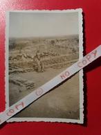 Veduta Generale Del Cimitero Di Passo Uarieu Dopo La Battaglia Del 21.1.1936 (guerra, Tembien, Abissinia) / - Guerre, Militaire