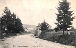 Francorchamps - Chemin De La Gare (animée, 1912) - Stavelot
