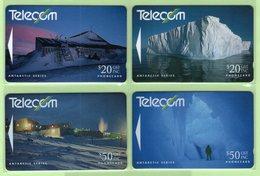 New Zealand - 1991 Antarctic - Ross Dependency - Set (4) - NZ-G-41/4 - VFU - New Zealand