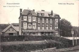 Francorchamps - Hôtel Des Bruyères (voie Ferrée) - Stavelot