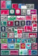 DDR Lot Jahrgang 1958 Gestempelt (17058) - [6] République Démocratique