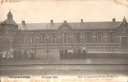 Fecher-Micheroux - Ecole Des Filles (animée, Edit B. Lempereur-Dewez 1907) - Soumagne