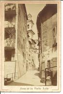 Alpes Maritimes, Nice, Vieille Rue, Photo Vial    (bon Etat)  Dim: 16 X 10.5. - Old (before 1900)