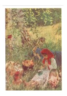 01894 Russia Children Mushroom - Scènes & Paysages