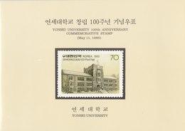Yonsei University 100th Anniversary - Corée Du Sud