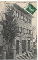 CPA -  SAINT GILLES - La Maison Romane - Saint-Gilles