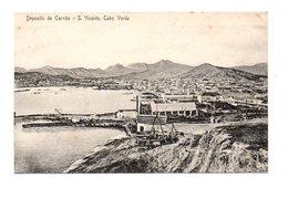 CAP VERT . CABO VERDE . SÃO VICENTE, Deposito De Carvão - Réf. N°8439 - - Cape Verde