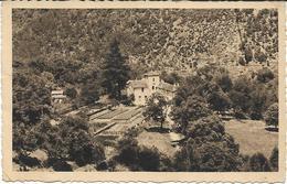 CPA - SUMENE - Camp Des Cévennes - Vue Arrière - Sumène