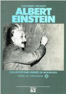 LIBRE ALBERT EINSTEIN  ED 62 - Livres, BD, Revues