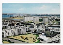 56  LORIENT  VUE AERIENNE  BON ETAT  VOIR LES 2 SCANS - Lorient