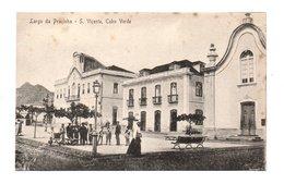 CAP VERT . SÃO VICENTE . LARGO DA PRACINHA . CABO VERDE - Réf. N°8441 - - Cape Verde