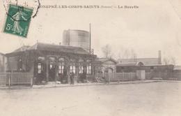 80 - LONGPRE LES CORPS SAINTS - La Buvette - France