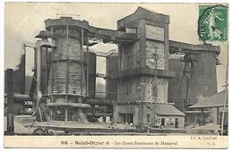 SAINT DIZIER - Les Hauts Fourneaux De Marnaval - Saint Dizier