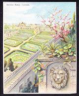 BELLE CHROMO  AMIDON REMY    Papier Fin    GRAND FORMAT  10 X 12.5cm  Jardins De Real Alcázar De Sevilla? - Autres