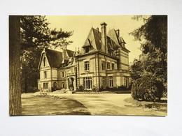 C.P.A. 27 THEVRAY (Eure) ; Château Du Bosc André, Plan Rare - France