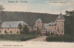 Vallée De L'Ourthe ,le Chateau De Hamoir , ( Nels ,Série 26 ,,n° 103 ) Colorisée - Esneux