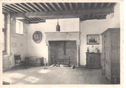 Ecaussinnes - CPA - Château D'Ecaussinnes-Lalaing - Salle D'entrée - Ecaussinnes
