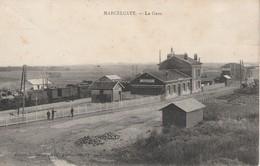 80 - MARCELCAVE - La Gare - France