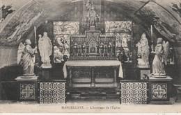 80 - MARCELCAVE - L' Intérieur De L' Eglise - Autres Communes