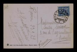 VATICAN 1929 Postcard ROMA Spain Place Square Sp5119 - Lettres & Documents