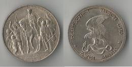 ALLEMAGNE  2 MARK 1913 ARGENT - [ 2] 1871-1918 : German Empire