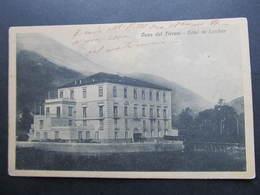 AK CAVA DEI TIRRENI Hotel De Londres 1926 //  D*31066 - Cava De' Tirreni