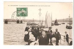 Douarnenez - La Procession De La Bénédiction De La Mer Sur Le Grand Môle - Douarnenez