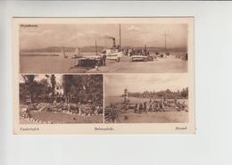 Balaton, Unused Vintage Postcard (st346) - Hungary