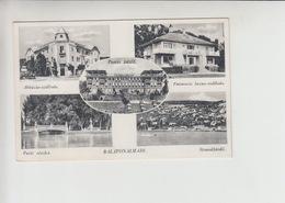 Balaton, Unused Vintage Postcard (st350) - Hungary