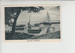Balaton, Revfulop Used 1936 Postcard (st353) - Hungary