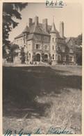 PAIR , Le Chateau , Photocarte Unique ,( Clavier ,Seny ,Ocquier ) - Clavier