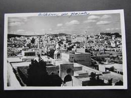 AK BETLEHEM Jordan 1955 Gelaufen! //  D*31069 - Jordanien