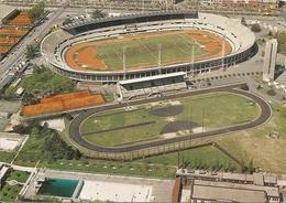 TORINO - STADIO COMUNALE VEDUTA AEREA - VIAGGIATA 1960 - (rif. L80) - Stadi