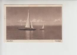 Balaton, Used 1944 Postcard (st358) - Hungary