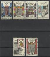 CHECOSLOVAQUIA  MEXICO OLIMPIC 1968 - Tschechoslowakei/CSSR