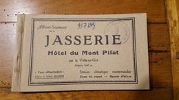 JASSERIE HOTEL DU MONT PILAT  10 CARTES POSTALES DETACHABLES - Sonstige Gemeinden