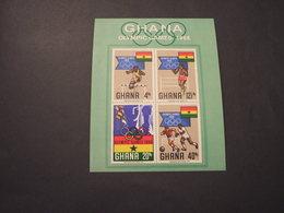 GHANA - BF 1968 OLIMPIADI - NUOVI(++) - Ghana (1957-...)