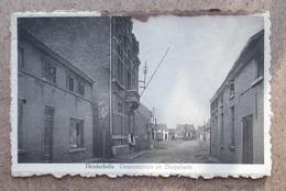 (J783) - Denderbelle - Gemeentehuis En Dorpplaats / STAAT - Lebbeke