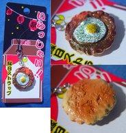 """Decorative Strap """" Okonomiyaki """" - Charms"""