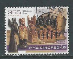 Hongarije, Yv 4636 Jaar 2016,  Hoge Waarde, Gestempeld, Zie Scan, - Oblitérés